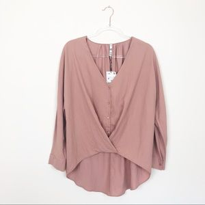✨NWT {ZARA} TRF Collection Top✨